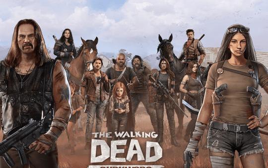 the walking dead survivors game 2021