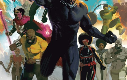Black Panther issue 24