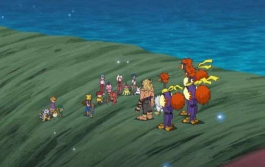 Digimon Adventure 2020 anime