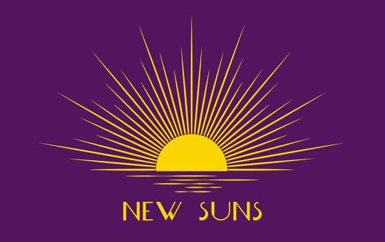 New Suns Box