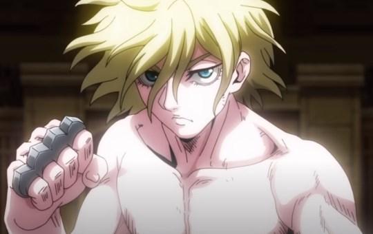 battle of ragnarok anime netflix