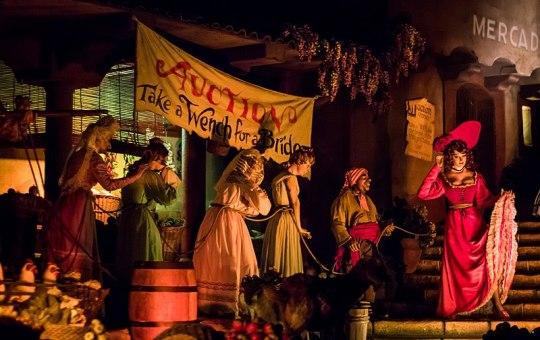 Walt Disney World Pirates