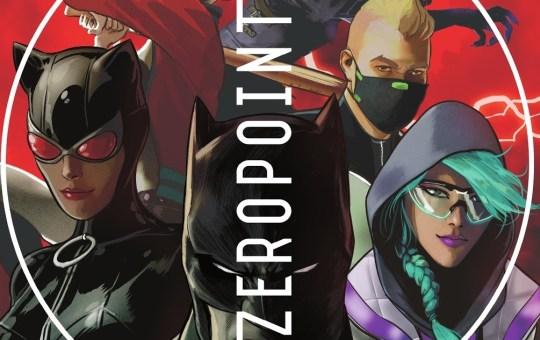 batman Fornite Zero Point issue 1 review