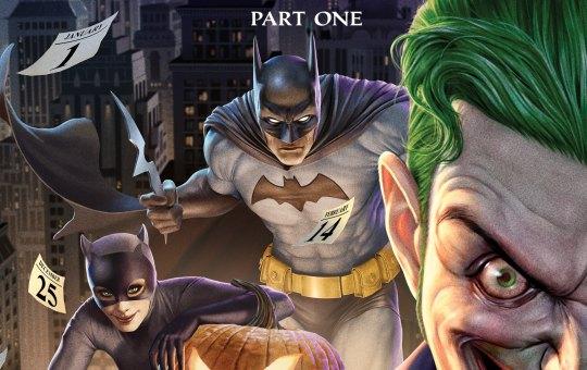 Batman The Long Halloween Part One Release