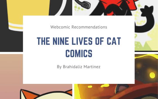 Cat comics recs