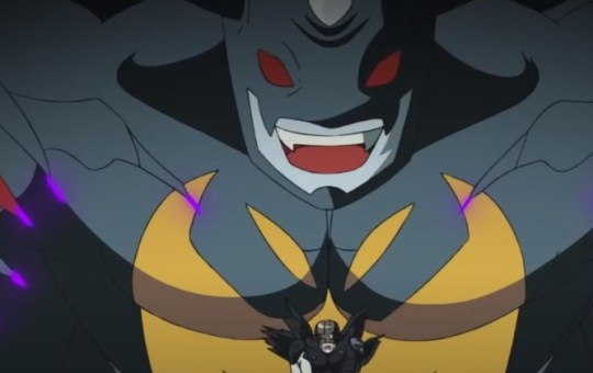 The Sword of Hope anime review Digimon Adventure episode 46