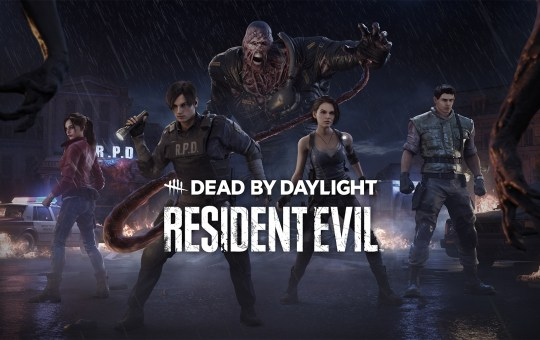 Resident evil chapter dead by daylight