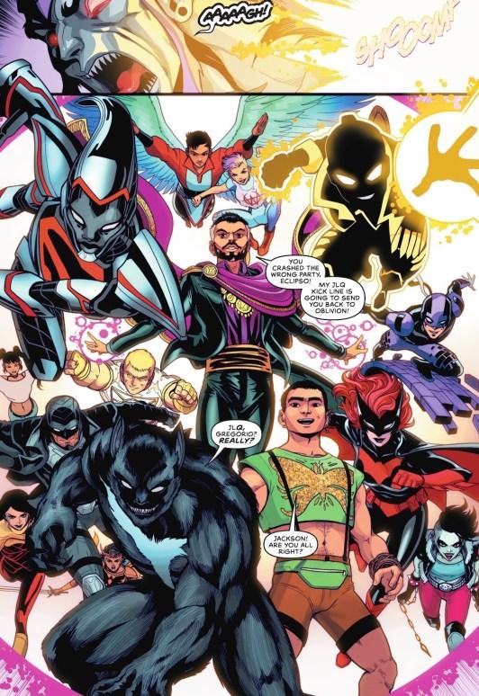 DC Pride number 1 review