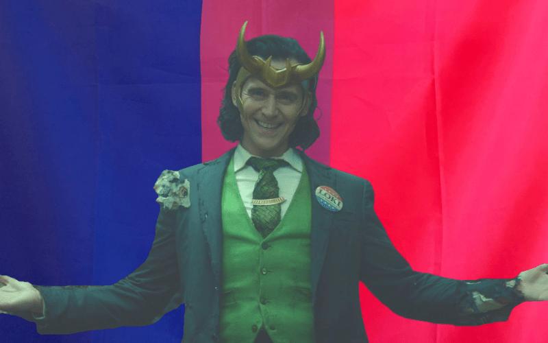 Bisexual Loki (Lamentis review)