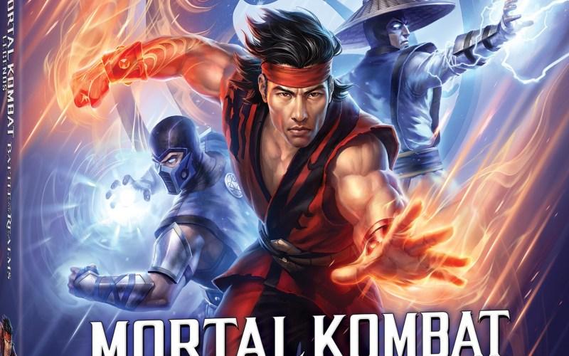 Battle of the Realms Mortal Kombat Legends movie
