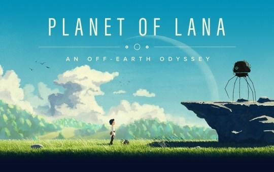 Planet of Lana game