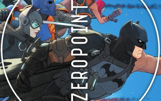 Batman Fortnite Zero Point issue 4 review