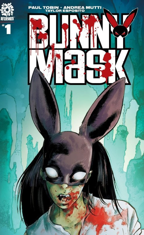 Rabbit mask review number 1