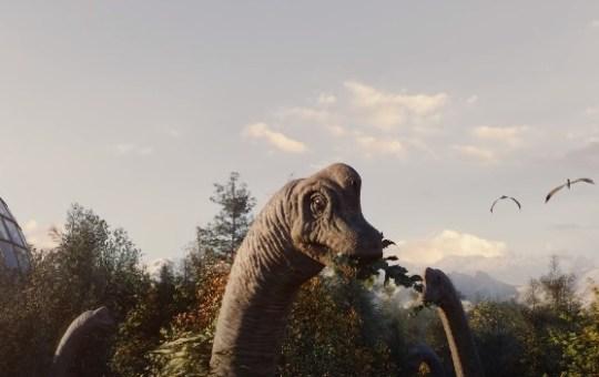 jurassic world evolution 2 trailer
