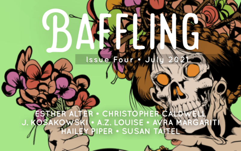 Baffling Magazine Issue 4