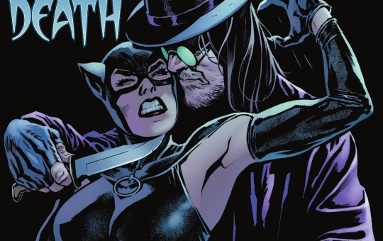 Catwoman issue 33 review