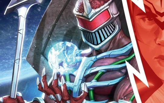 Mighty Morphin Issue 9 review