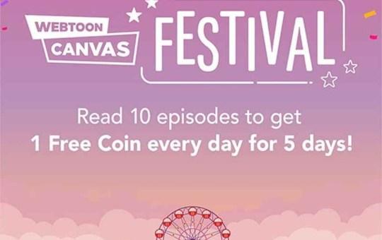 WebToon Canvas Festival Reading Event