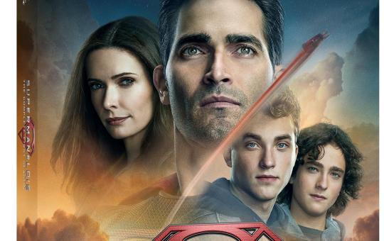 Superman & Lois Season one Blu-ray