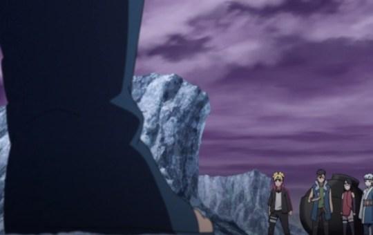 Regeneration Boruto anime episode 207 review