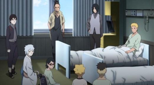 Momoshiki's Manifestation Boruto anime episode 208 review