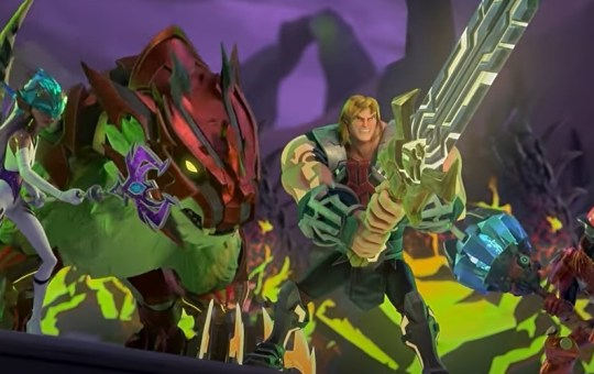 He-Man and the Masters of the Universe Netflix trailer