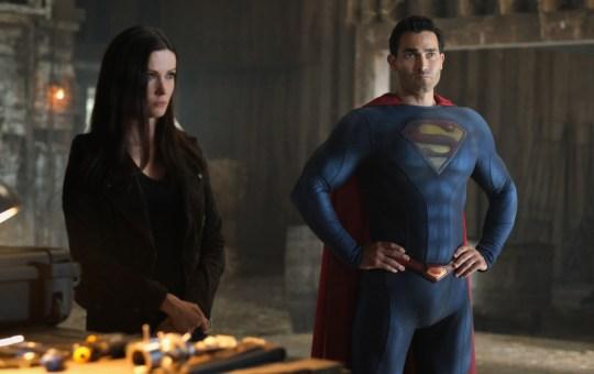 Last Sons of Krypton Superman & Lois