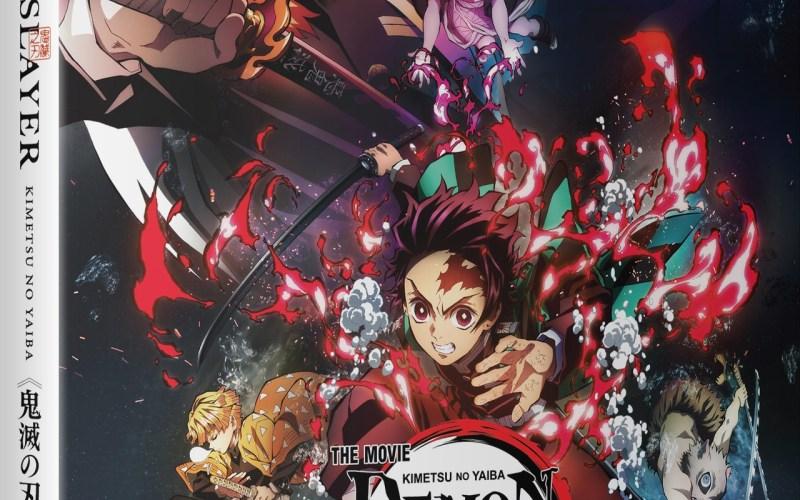 Demon Slayer Mugen Train Blu-ray