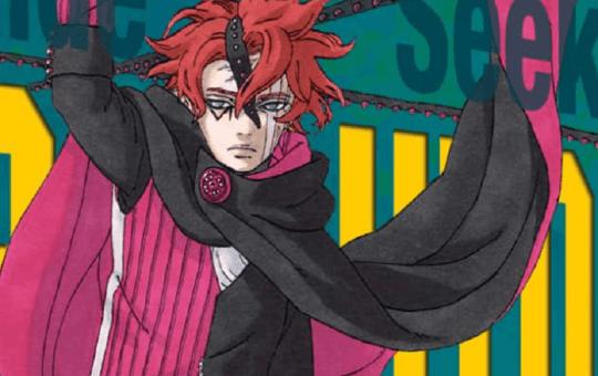Run-in Boruto manga issue 62 review