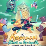 Aquaman King of Atlantis HBO Max episode 1
