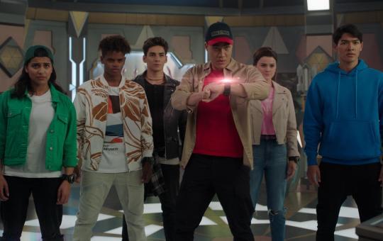 Power Rangers Dino Fury Season 2 Netflix Exclusive
