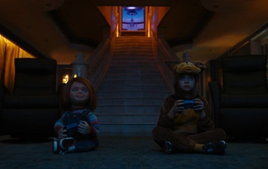 Give me something good to eat Chucky season 1 episode 2 review