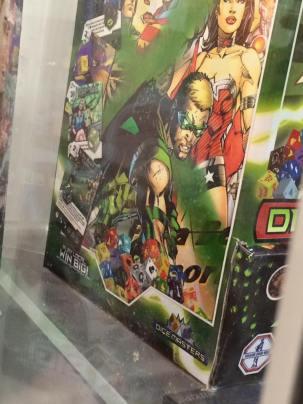 Green Arrow Side of Box 2