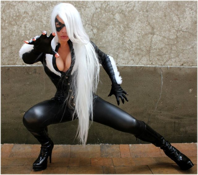 Black Cat by Naomi VonKreeps