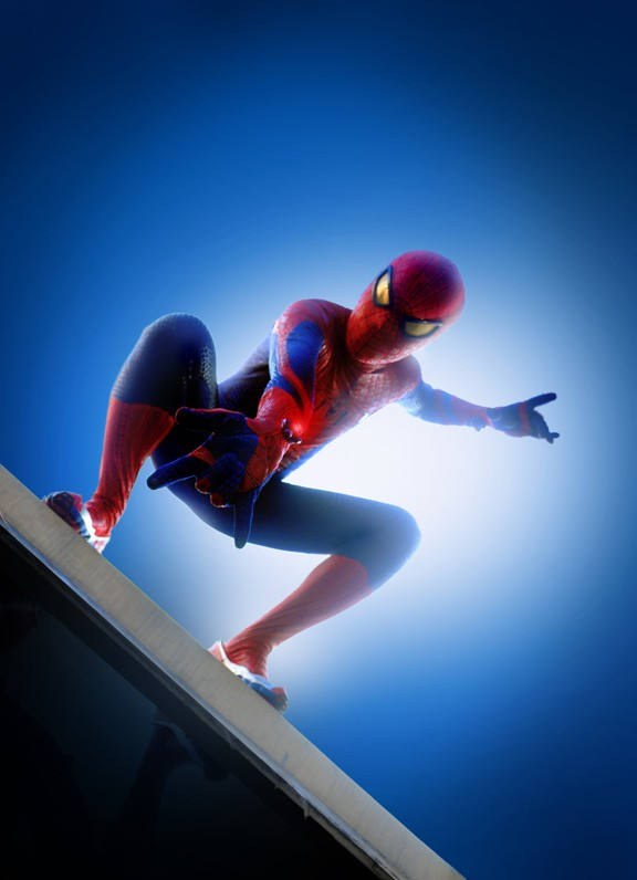 Spider-Man, cosplayed by SpiderDan Geromo