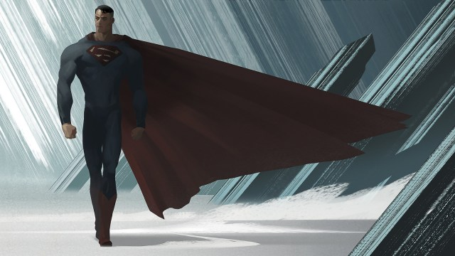 Superman by James Kei