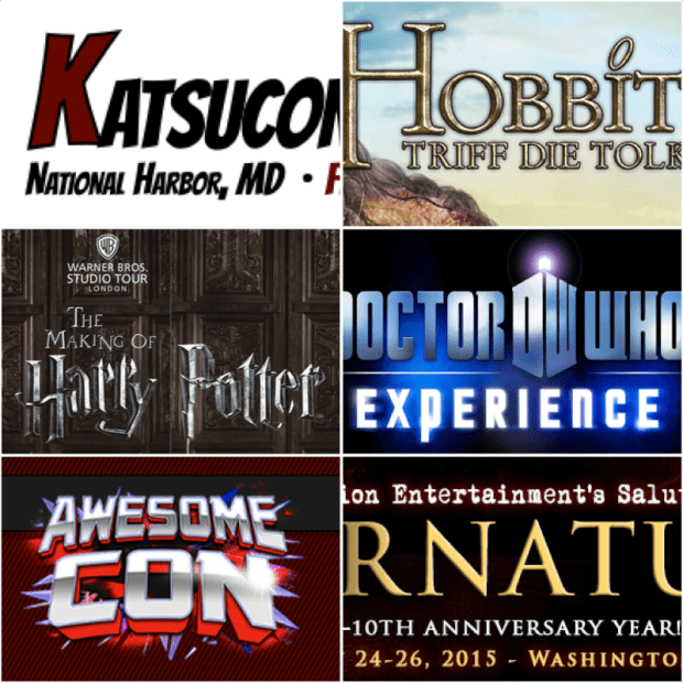 2015 Convention Lineup