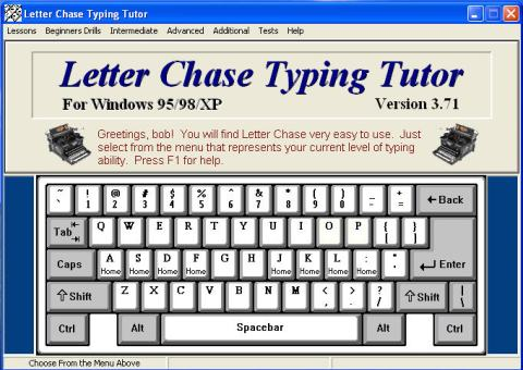 letter-chase-typing-tutor