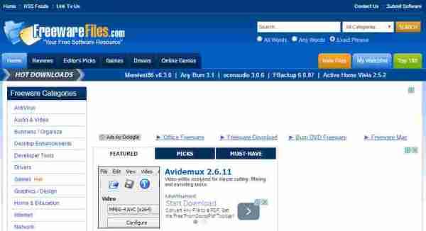 www.freewarefiles.com