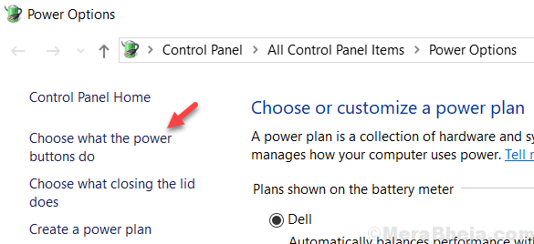 Choose What The Power Buttons Do Min