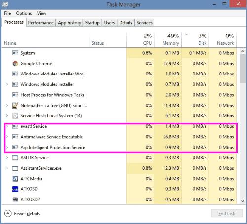 Antivirus Services Fix Nvidia Installer Cannot Continue Error Windows 10