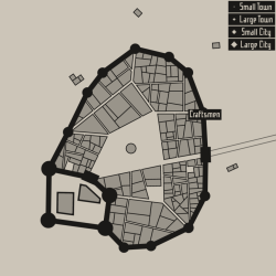 Medieval Fantasy City Map Generator The Geek Pages