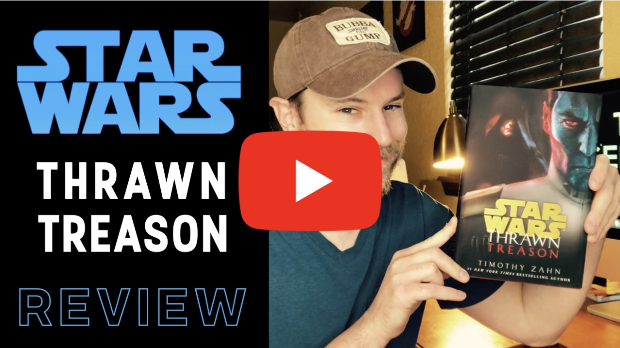 Star Wars Space Treason Pull Over