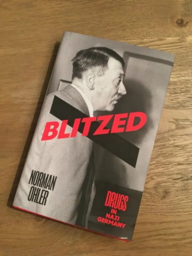 Book Review | Blitzed: Drugs in Nazi Germany | The Geek Show