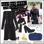 WHAT SHE WORE: Kate's Armed Forces Day Look