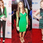 Trendspotting: Green With Envy