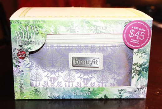 Benefit Snow White and the Huntsman Rare Beauty Kit