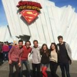 Six Flags Magic Mountain!