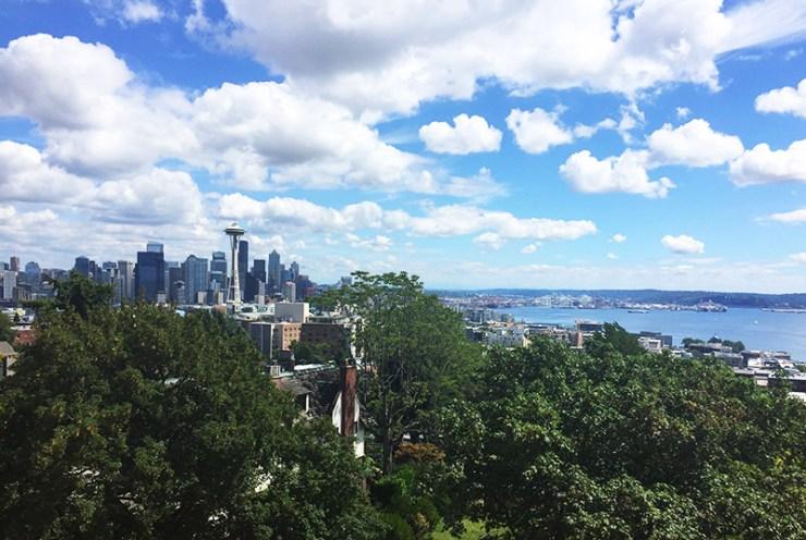 Seattle - Kerry Park