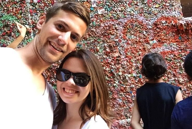 Seattle - Gum Wall